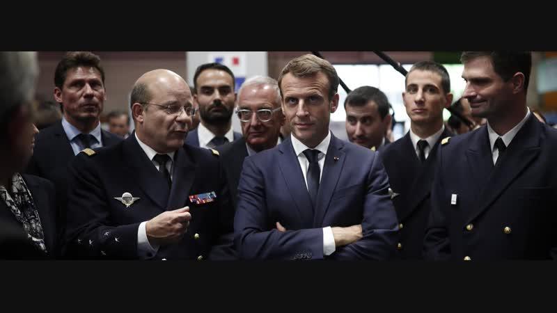 VIDEO. Suspendre les ventes darmes à lArabie saoudite Macron refuse de répondre