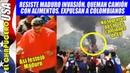DE ULTIMA HORA: Fracasa invasión a Venezuela. Maduro expulsa a colombianos