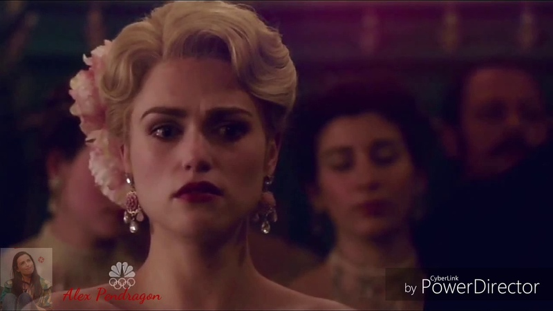 Lucy Westenra, Morgana Pendragon and Lena Luthor | But I'm only human...
