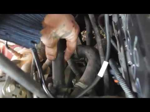 Быстрая замена Радиатора печки в Калине не Уродуя машину