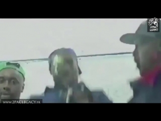 2Pac танцует под песню Kriss Kross -