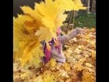 Осень,осень,ну давай у листьев спросим......