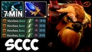 SCCC Earthshaker 7min Blink Dagger - Scepter Dunk Build Counter Broodmother