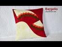 Bargello - Patchwork Wedge Ruler Tutorial LizaDecor