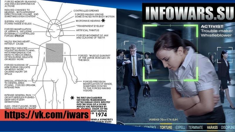Правительство США случайно обнародовало документы о психоэлектронном оружии