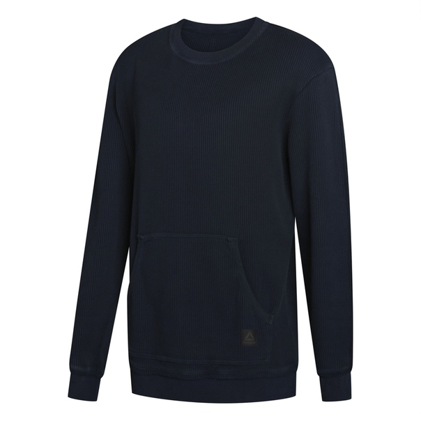 Свитшот Combat Washed Knit Crewneck