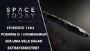 Poderia o 1I Oumuamua Ser Uma Vela Solar Extraterrestre Space Today TV Ep 1562