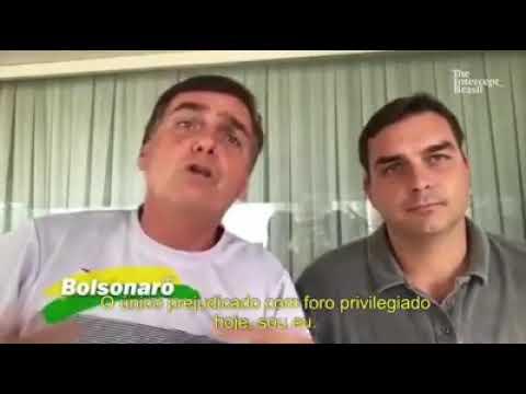 Quando era candidato, Jair Bolsonaro não queria 'essa porcaria de foro privilegiado