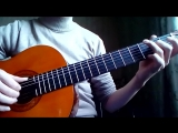 Tracy Chapman - Fast Car (fingerstyle guitar)