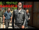 The Walking Dead-NEGAN Tribute-GANGSTER SEXY-HOLLYWOOD UNDEAD