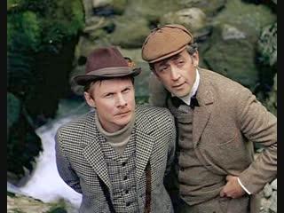 Приключения шерлока холмса и доктора ватсона. (1979-1986. 11 серий).