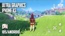 GENSHIN IMPACT - ULTRA GRAPHICS (iPhone X) - iOS / Android Beta Gameplay