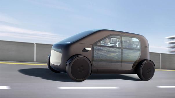 Biomega SIN (2018): Electric Concept by the Danish Bicycle Maker Датский производитель велосипедов Biomega представил свой первый автомобиль. Электрокар назвали в честь города-государства
