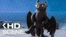 Беззубик танцует для Дневной Фурии [Фрагмент из мультфильма Как приручить дракона 3]