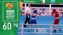(W60kg) Algeria vs Kazakhstan /AIBA Women's World 2018/