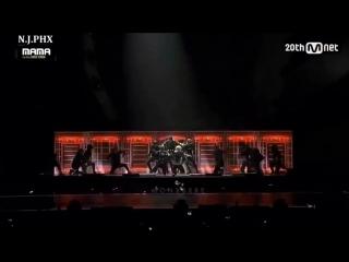 kings of dance breaks from MAMA 2015-2017