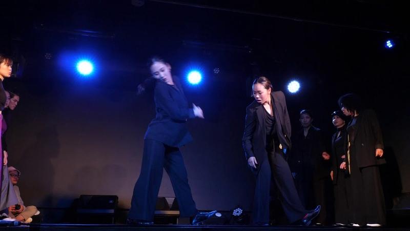 AFRODITE vs mysgría ALL FOR WAACK vol 3 DANCE BATTLE