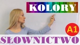 Polish for foreigners - kolory