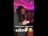 Snippet: Trippie Redd — «Hennessy» (Feat. ? Gab3)