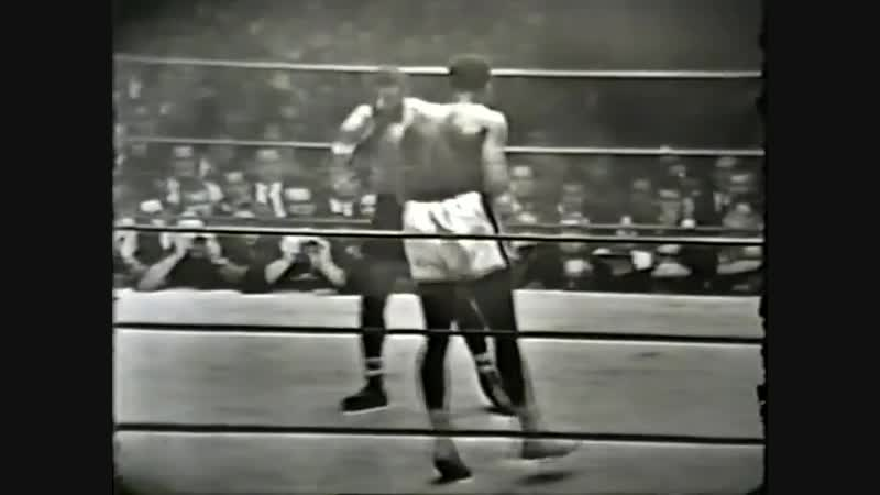 Muhammad Ali vs Floyd Patterson I 1965 11 22