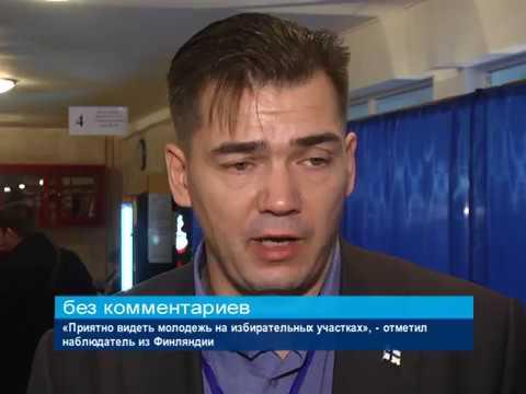 ГТРК ЛНР. «Приятно видеть молодежь на избирательных участках», - отметил наблюдатель из Финляндии