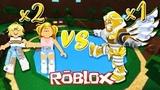 ДВА НУБИКА ПРОТИВ ОДНОГО ПРОФФИ В EPIC MINI GAMES ROBLOX ROBLOX ПО РУССКИ