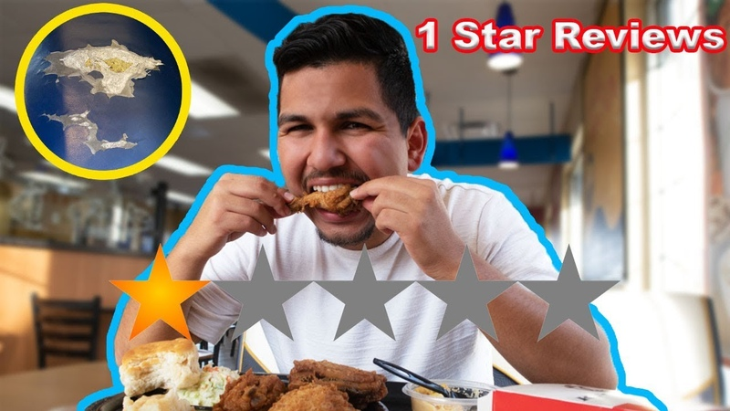 Eating At The Worst Reviewed Restaurant In My City! (1 Star Rated)