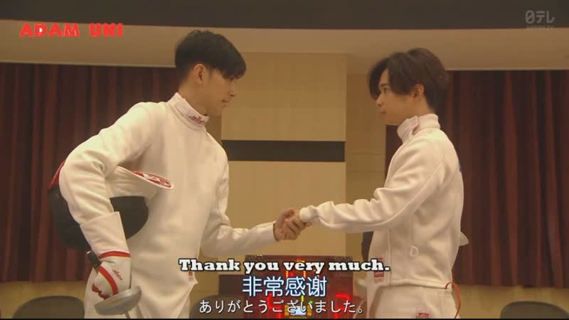 Engsub_Rusudou_-_Adachi_EP_01_Cuts__These_two_has_created_some_buzz_on_twitte