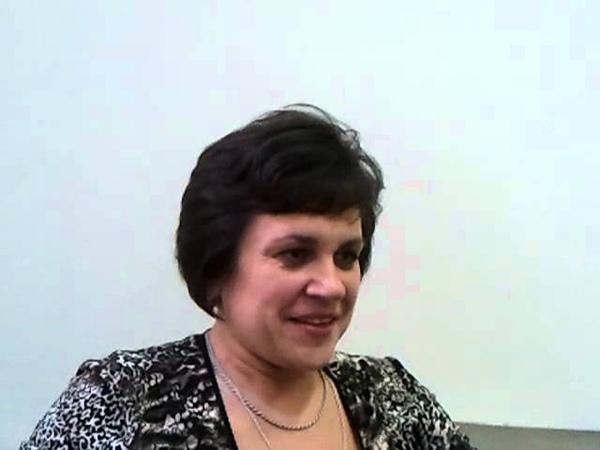 Отзыв 4 о семинаре - тренинге Марины Линдхолм