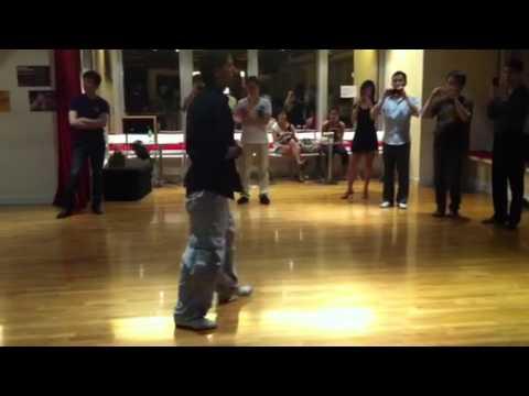 Christian Marquez Virginia Gomez 2012 Workshop - Mens Technique