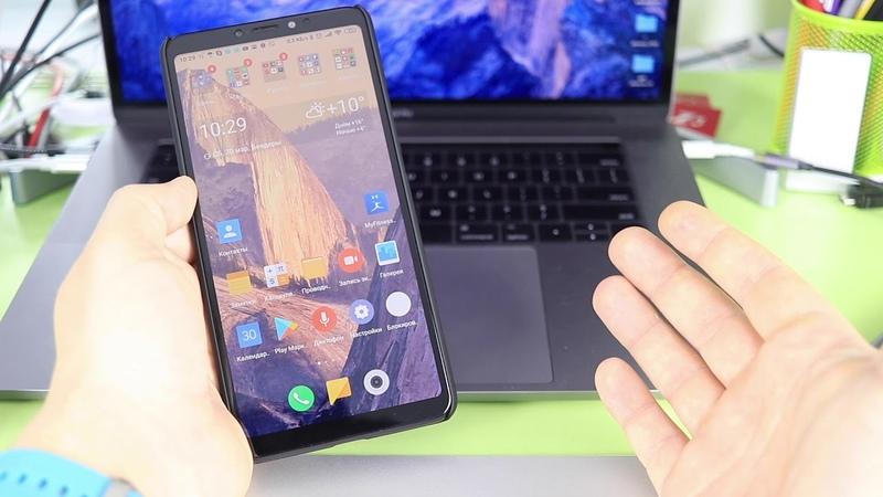 Защитное стекло FLOVEME для Xiaomi Mi Max 3 ► опыт использования