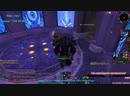 WorldOfWarcraft Киздатрах голый танчит героики.