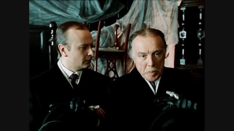 История Ленфильма 1979 - 1986 годы Приключения Шерлока Холмса и доктора Ватсона