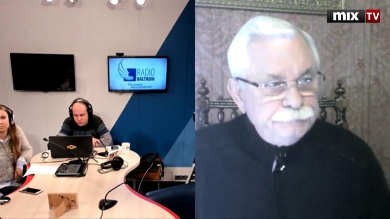 Бывший вице-президент РФ, герой СССР Александр Руцкой в программе Абонент доступен MIXTV