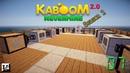 Minecraft Kaboom 2 0 Nevermine S2 07 Производство материи