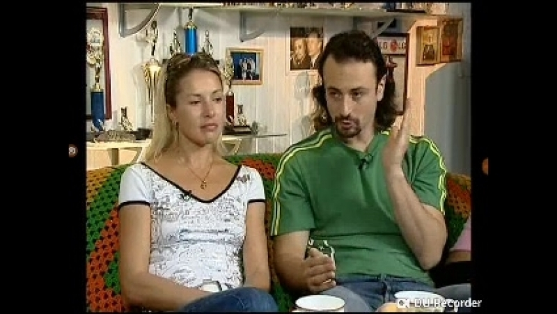 Пока все дома (Первый канал, 10.09.2006) Илья Авербух