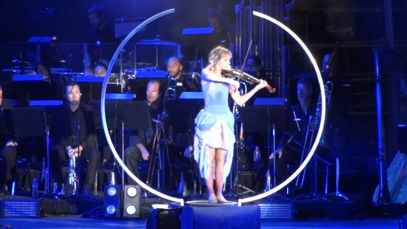 Lindsey Stirling: 4. Shatter Me - With Amy Lee