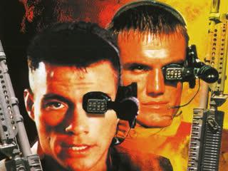 «универсальный солдат» (англ. universal soldier) 1992