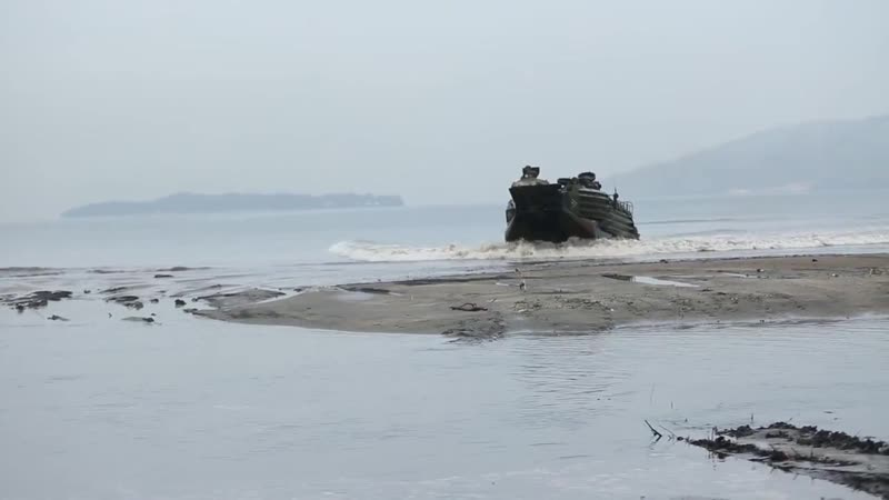 KAMANDAG 2 Amphibious Operations SUBIC BAY, PHILIPPINES