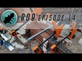 BoB 14 Confound these Clamps! - Ben Crowe Builds A Totally Unique Custom Guitar