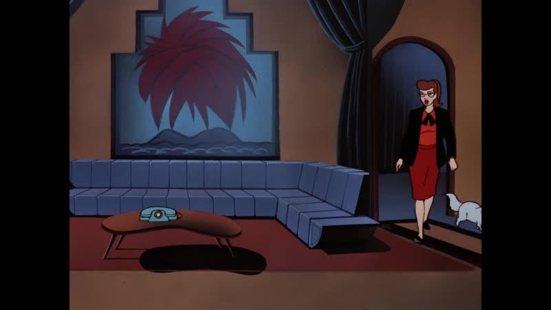 Сезон 01 Серия 01 Кошка и коготь | Бэтмен (1992-1995) Batman The Animated Series | The Cat and the Claw Part I