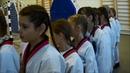 Бойцовский клуб Восход подготовка выступление девочек на соревнованиях в честь героя России Артёма Г
