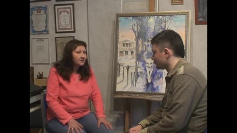 Интервью с арт-терапевтом, почетным членом академии народного искусства Мочаловой О.Б.