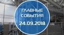 Домодедово. Главные события. 24.09.2018