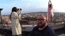 Фотосессия в Риме - модель Гала Борзова