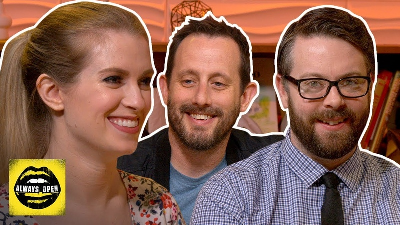 Always Open Ep 90 We Broke Greg Miller Rooster Teeth
