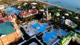 WOW Kremlin Palace Antalya From The Air