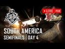 Portuguese PMCO SA Semifinals Day 4