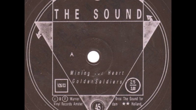 The Sound-Mining For Heart (Flexi-disc) 83