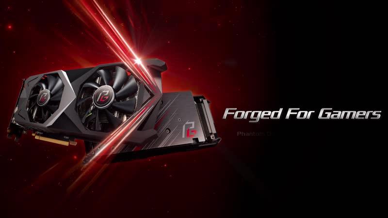 ASRock PhantomGaming Radeon RX590
